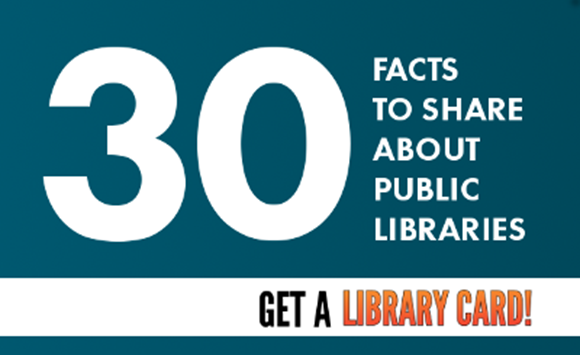 30 Facts About Public Libraries